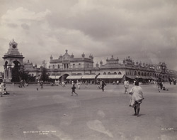 General Market, Mysore.